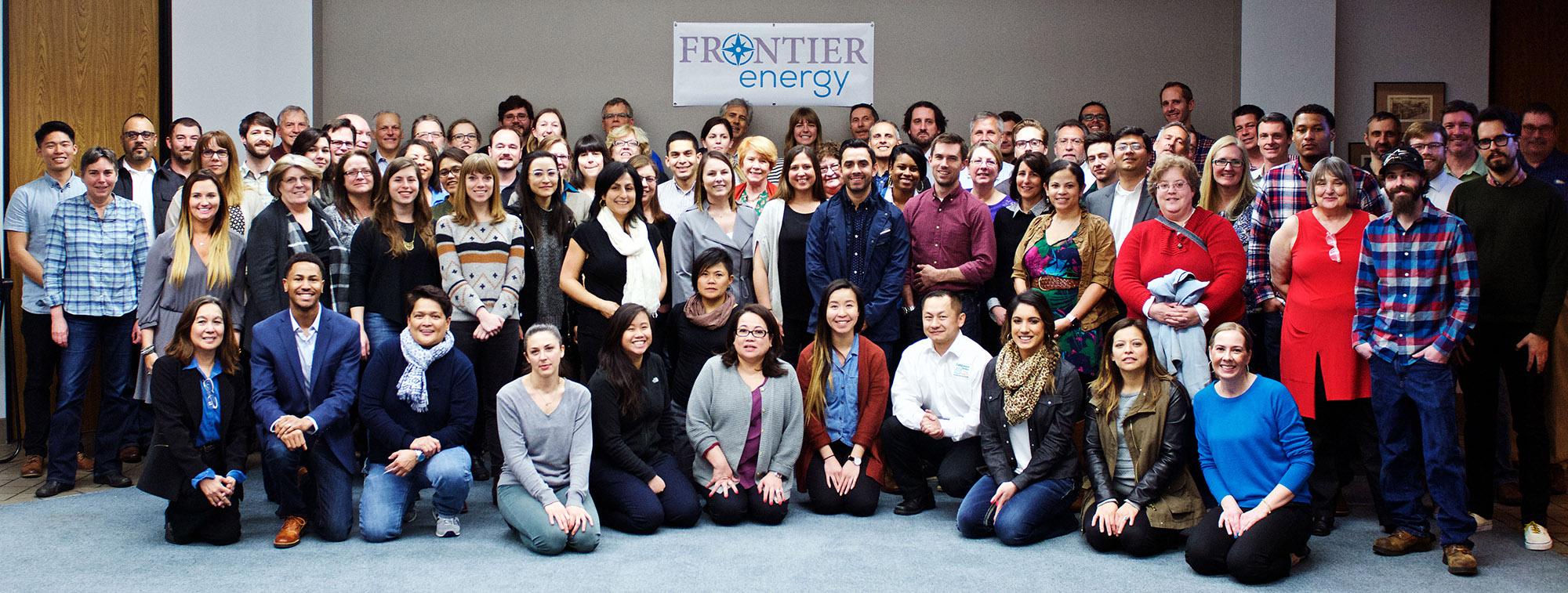 Frontier Energy Team