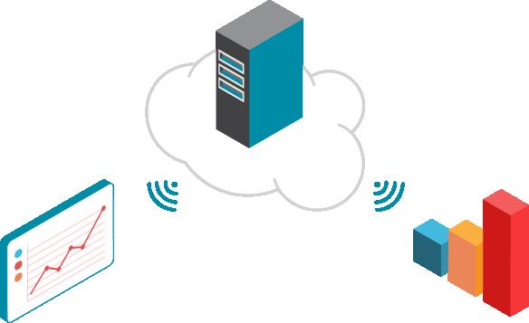 Cloud-based data reporting
