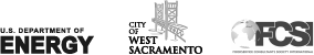 USDOE, City of West Sacramento, FCSI