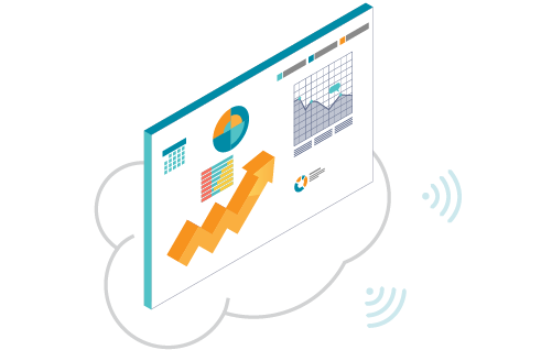 Cloud-based Data Reporting