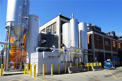 Distributed Generation & Combined Heat & Power case study