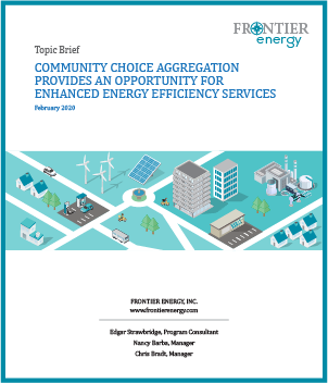 Frontier Energy - Community Choice Aggregation topic brief image
