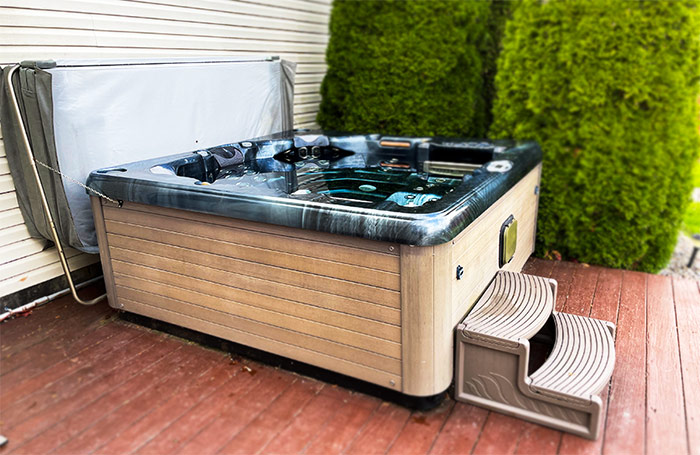 Hot tubs and DERs image