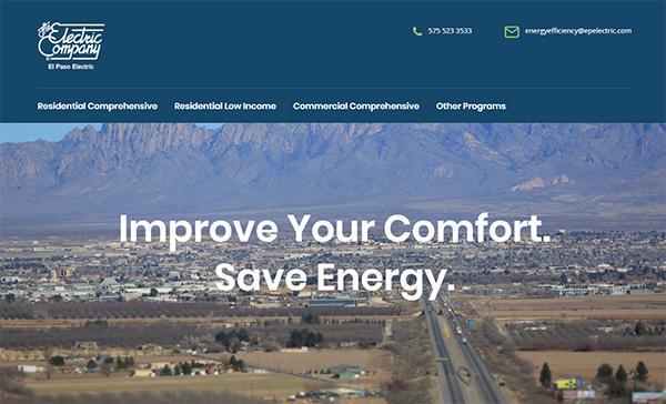El Paso Electric Saver program - EPESaver.com