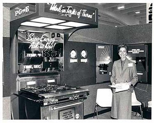 Food Service Technology Center (FSTC) in 1987