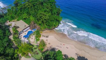 Red Frog resort in Panama - Green Globe certified