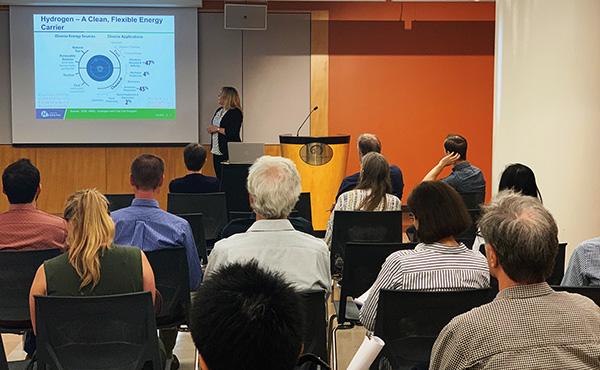 San Francisco hydrogen community workshop 2019