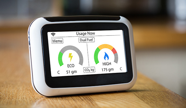 Smart Meter in-home energy use
