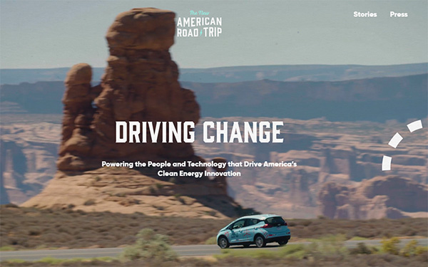 The New American Road Trip
